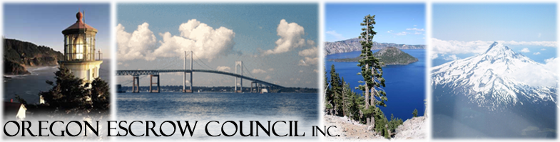 Oregon Escrow Council Inc.